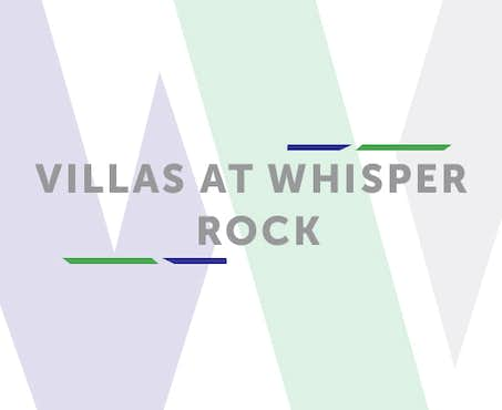 Villas at Whisper Rock
