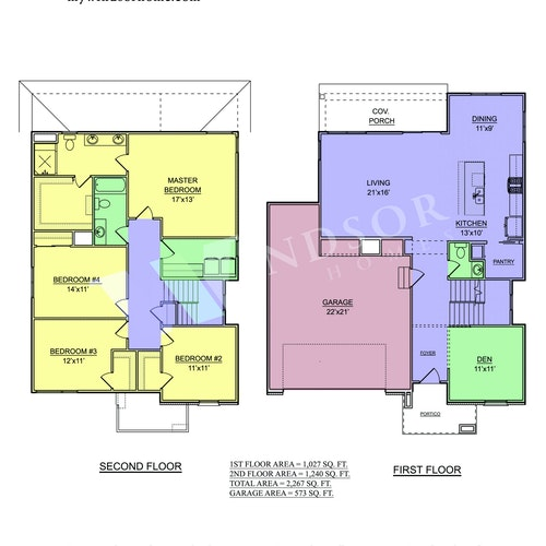 EVO 22 - Evo22 2D Floor Plan 1