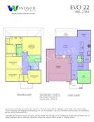 Evo22 2D Floor Plan