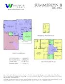 Summerlyn 2D Floor Plan