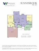 Sunnybrook 2D Floor Plan