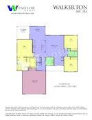 Walkerton 2D Floor Plan