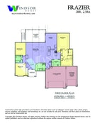 Frazier 2D Floor Plan