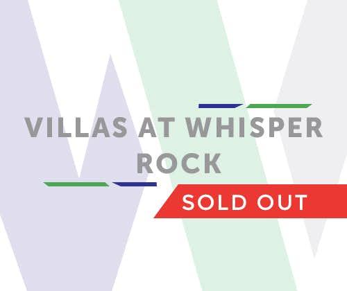 Villas at Whisper Rock