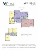 Monarch 2D Floor Plan