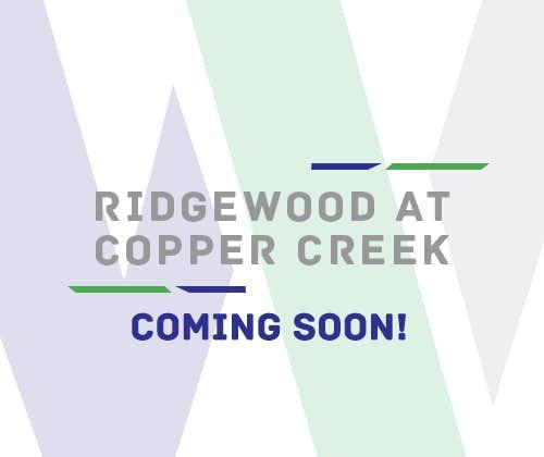 Ridgewood at Copper Creek