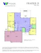 Frazier 19 2D Floor Plan