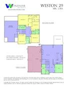 Weston 29 2D Floor Plan